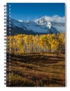 Colorado Fall II Spiral Notebook