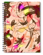 Colors In The Wind Spiral Notebook