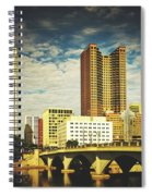 Columbus Ohio Spiral Notebook