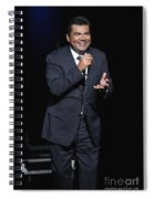 Comedian George Lopez Spiral Notebook