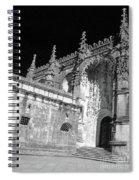 Convent Of Christ Spiral Notebook