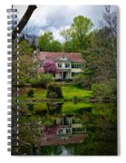 Coolfront Manor House Spiral Notebook