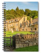 Cotswolds Evening Spiral Notebook