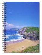 Coumeenoole Beach, Dingle Peninsula, Co Spiral Notebook