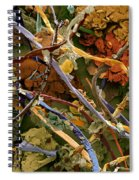Countryside Household Dust Spiral Notebook