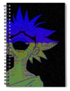 Cowboy Bebop Spiral Notebook
