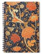 Cray Pattern Spiral Notebook