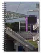 Cricket Ground Southampton Spiral Notebook