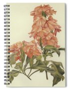 Crossandra Spiral Notebook