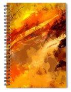 Crossover Spiral Notebook