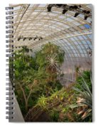 Crystal Bridge Spiral Notebook