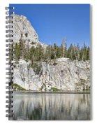 Crystal Crag Spiral Notebook