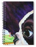 Cupcake Kid Spiral Notebook