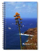Daggers Los Antigua Spiral Notebook