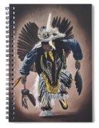 Dancing In The Spirit  Spiral Notebook