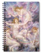 Daughters Of The Mist Spiral Notebook