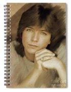 David Cassidy, Actor Spiral Notebook