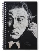 De Niro Spiral Notebook
