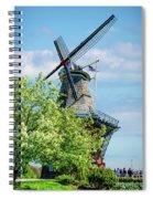 De Zwaan Windmill Spiral Notebook