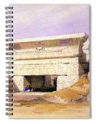 Dendera Temple Complex, 1938 Spiral Notebook