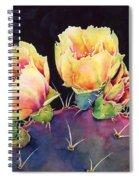 Desert Bloom 2 Spiral Notebook