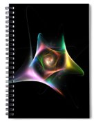 Destination Unknown Spiral Notebook