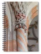 Details Of Religious Art  Spiral Notebook
