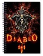 Diablo IIi Spiral Notebook