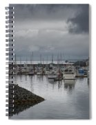 Discovery Harbour Spiral Notebook