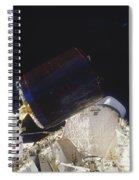 Discovery Spacewalk Spiral Notebook