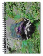 Dissociation Spiral Notebook