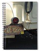 Dodge Spiral Notebook