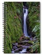 Dollar Glen In Clackmannanshire Spiral Notebook