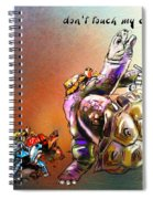 Don Spiral Notebook