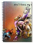 Don Spiral Notebook