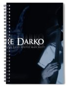 Donnie Darko Spiral Notebook