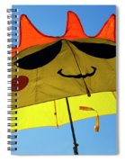 Don't Worry Be Happy Spiral Notebook
