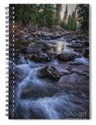 Down River Spiral Notebook