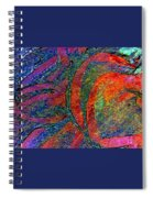 Downpour Spiral Notebook