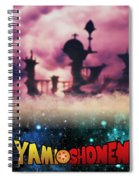 Dragon Ball Super Spiral Notebook