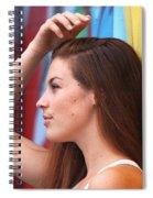 Dream Of A Woman Spiral Notebook