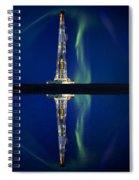 Drilling Rig Potash Mine Spiral Notebook