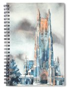 Duke University Chapel Spiral Notebook
