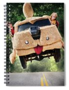 Dumb And Dumber To 2014  Spiral Notebook