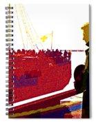 Dunkirk Spiral Notebook