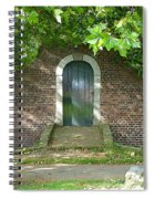 Dutch Door Digital Spiral Notebook