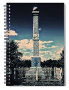 East Cavalry Field Spiral Notebook