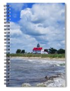 East Point Lighthouse  Spiral Notebook