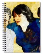 Eastwick Revisited Spiral Notebook