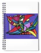 Echo Love Spiral Notebook